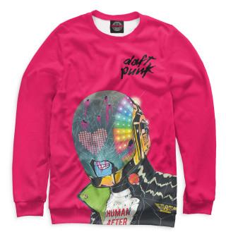 Одежда с принтом Daft Punk (120346)
