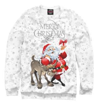 Одежда с принтом Merry Christmas (790042)