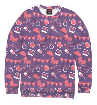 Одежда с принтом Love (648471)