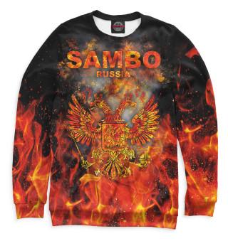 Одежда с принтом Самбо (804535)