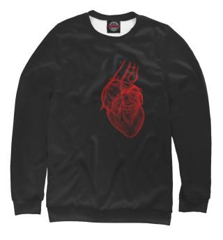 Одежда с принтом Сердце (496522)
