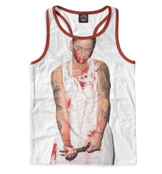Майка борцовка мужская Eminem (9575)