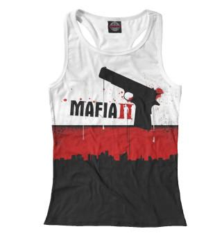 Майка борцовка женская Mafia II