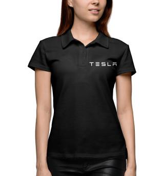 Поло женское Tesla (3298)