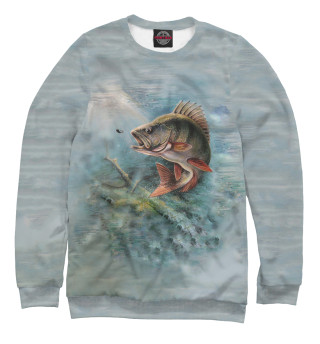 Одежда с принтом Fishing
