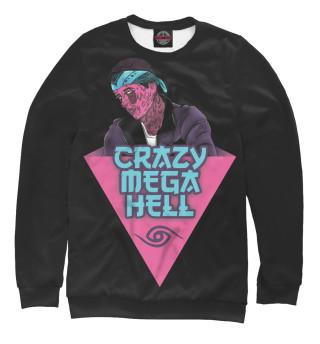 Одежда с принтом Crazy Mega Hell (952991)