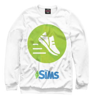 Одежда с принтом The Sims Фитнес