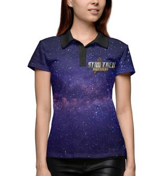 Поло женское Star Trek: Discovery (3148)
