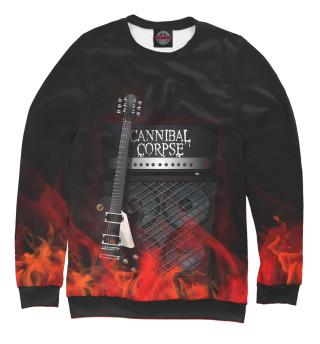Одежда с принтом Cannibal Corpse (424752)