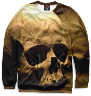 Одежда с принтом Skull