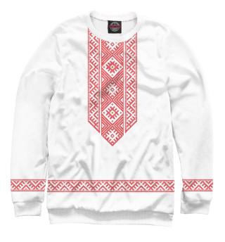 Одежда с принтом Белорусская вышиванка (256358)