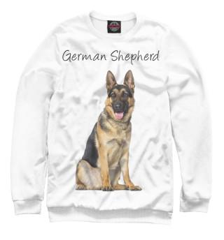 Одежда с принтом German Shepherd (885956)