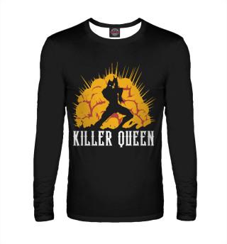 Лонгслив  мужской Killer queen (2179)