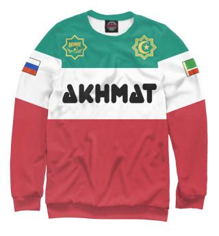 Одежда с принтом Akhmat Chechnya