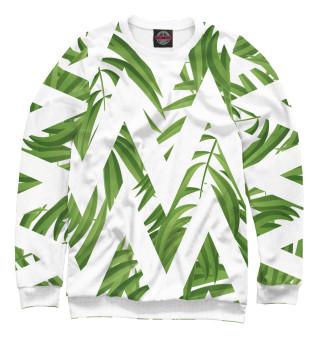 Одежда с принтом Пальмы (486620)