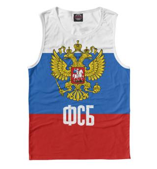 Майка мужская ФСБ России