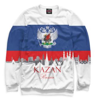 Одежда с принтом Казань (821356)