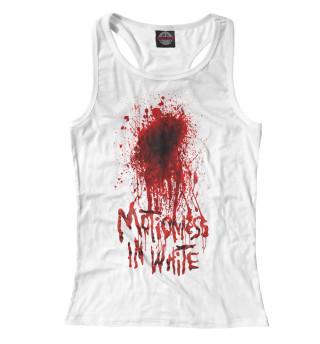 Майка борцовка женская Motionless In White (8966)