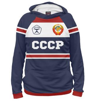 Худи женское СССР (8562)