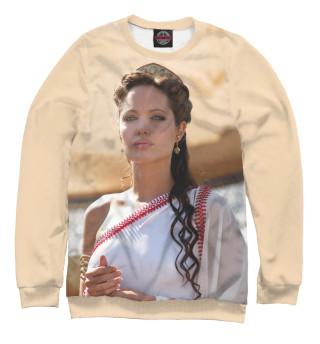 Одежда с принтом Александр — Анджелина Джоли