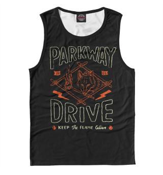 Майка мужская Parkway Drive (4229)