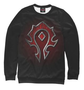Одежда с принтом Horde (124528)