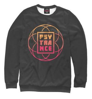 Одежда с принтом Psytrance