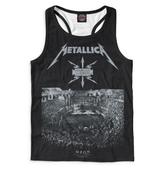 Майка борцовка мужская Metallica (7669)