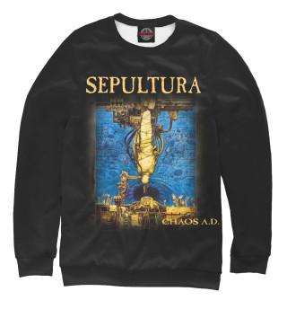Одежда с принтом Sepultura (783193)