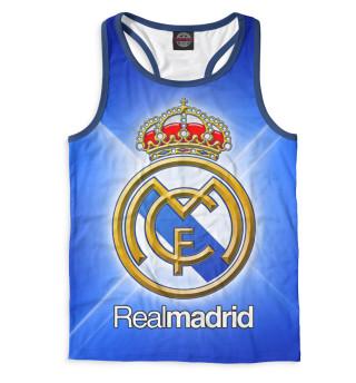Майка борцовка мужская Real Madrid