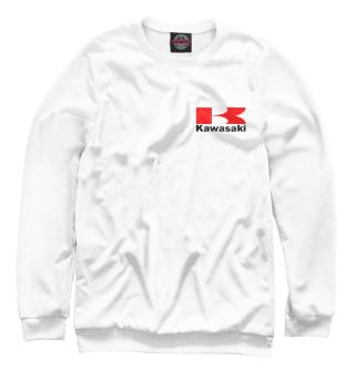 Одежда с принтом Kawasaki Logo