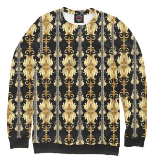 Одежда с принтом Versace gold (448709)