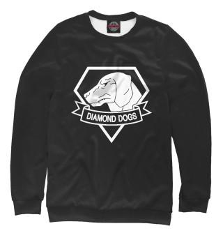 Одежда с принтом Diamond dogs (789843)