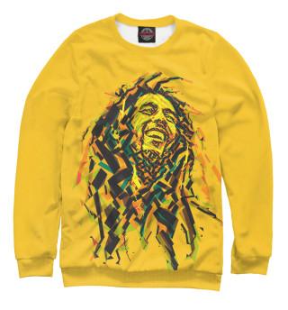 Одежда с принтом Bob Marley арт