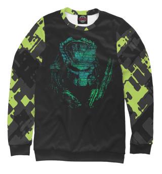 Одежда с принтом Predator
