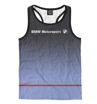 Майка борцовка мужская BMW (8670)