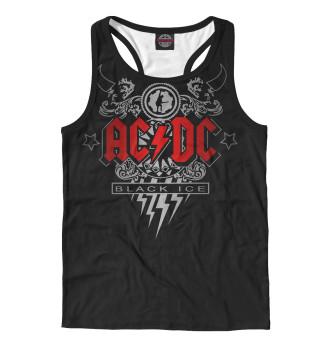Майка борцовка мужская AC/DC (4677)