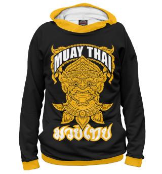 Худи женское Muay Thai Fighter