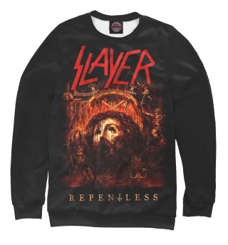 Одежда с принтом Slayer Repentless