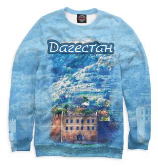 Одежда с принтом Дагестан (886098)