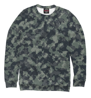 Одежда с принтом Камуфляж (970982)