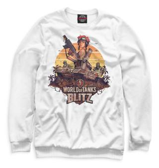 Одежда с принтом World of Tanks Blitz (580955)
