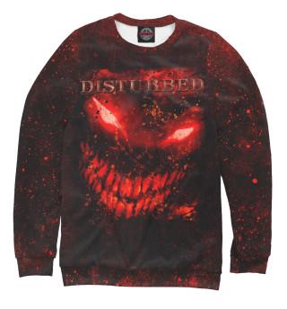 Одежда с принтом Disturbed (245782)