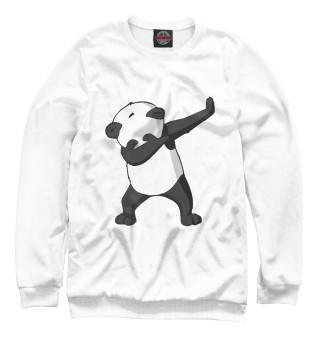 Одежда с принтом Panda dab