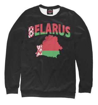 Одежда с принтом Беларусь (164802)