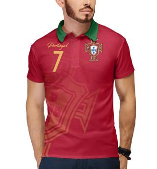 Поло мужское Криштиану Роналду - Сборная Португалии