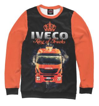 Одежда с принтом IVECO - король грузовиков