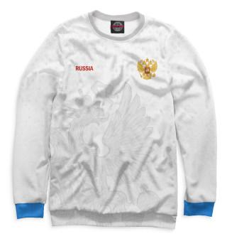 Одежда с принтом Сборная России