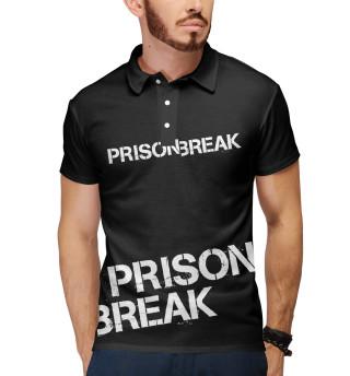 Поло мужское Prison Break