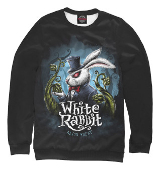 Одежда с принтом White Rabbit
